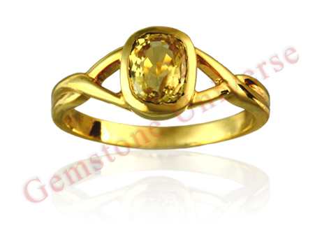 Golden Yellow Sapphire Sri Lanka Yellow Sapphires