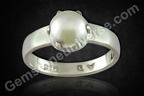 Natural Pearl of 2.59 Carats Gemstoneuniverse.com