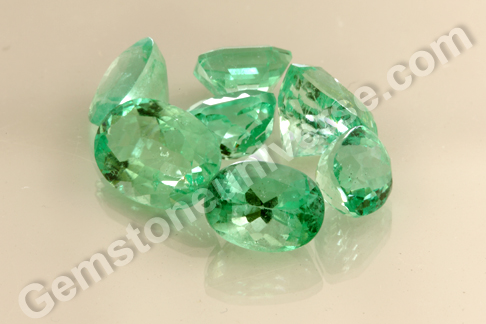 MANIMAL 2013 - Natural Colombian emeralds